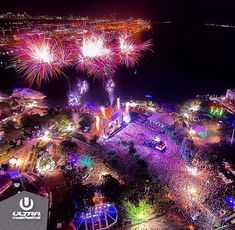 Attend an Ultra Music Festival. I wanna do this so bad!