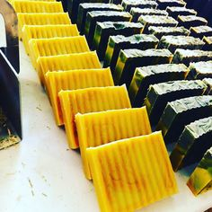 Thai Coconut Lemongrass - French yellow clay and coconut yogurt facial soap! Thai Coconut, Coconut Yogurt, Facial Bar, Lemon Grass, Hemp, Natural Hair Styles, Artisan, Spa, Dreadlocks