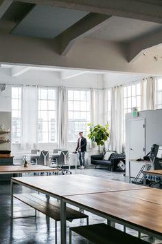 Luke Beard - Everlane Office