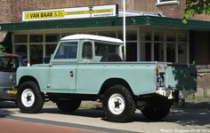 Land Rover 109 Pick Up 1967 | Flickr - Photo Sharing!