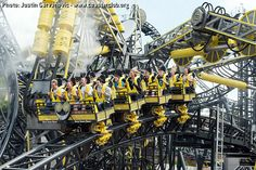 Smiler | Alton Towers | UK