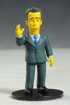Celebrity Simpsons mini-figures by NECACelebrity Simpsons mini-figures by NECA