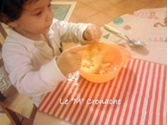 Patate lesse e divertimento #activity for #toddler