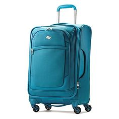 American Tourister carry on size suitcase