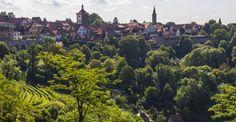 Die Mittelalterstadt Rothenburg ob der Tauber: Eine weltbekannte Attraktion