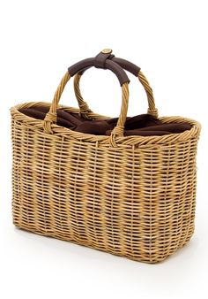 Japanese basket -kago bag. ~lisa