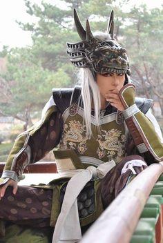 MaChao - Dynasty Warriors