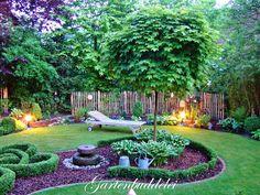 Gartenbuddelei: Zeigt her Eure Gärten.... ein Blog-Event