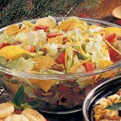 Bean+Tossed+Salad