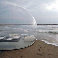 Fancy   Bubble Tent