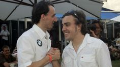 "Fórmula 1: Fernando Alonso: ""Me encantaría ver a Kubica de nuevo en la F1, es el mejor"" | Marca.com http://www.marca.com/motor/formula1/2017/07/02/5958cc5fca4741a06a8b46ae.html"