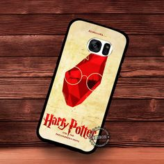 Harry Potter and The Philosopher's Stone Poster - Samsung Galaxy S7 S6 S5 Note 7 Cases & Covers