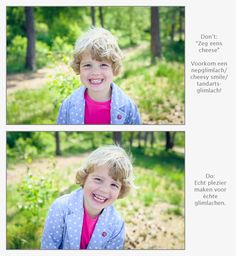 Tips & Tricks voor het fotograferen van kinderen!