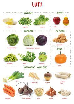 Warzywa i owoce sezonowe dostępne w lutym
