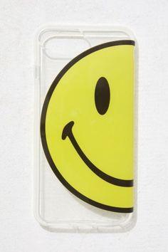 79e468ec71 Chinatown Market UO Exclusive Half-Smile iPhone Case