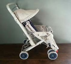 Welsh Baby Stroller. Mid 80's?