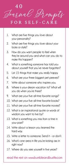 40 Journal Prompts for Self-Discovery and Self-Love - Bumble and. Best Picture For Self discovery Journal Prompts For Adults, Journal Writing Prompts, Therapy Journal, Art Therapy, How To Introduce Yourself, Finding Yourself, Journal Questions, Love Journal, True Feelings