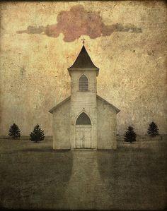 love his painting - Divine Symmetry: Jamie Heiden