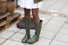 These boots are made for walkin' #fashion #inspiration