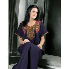 a8073e3ab44a4 Juliet Bizzy Lizzy Full Length Women s Nightwear (JAB1014)