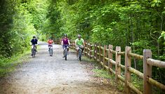 10 Gorgeous Virginia Bicycle Routes For Any Season