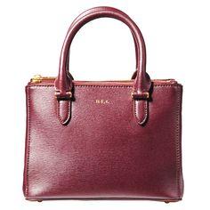 10 Top-Handle Bags to Carry All Season Long - Lauren Ralph Lauren from #InStyle
