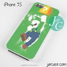Mario Luigui YT Phone case for iPhone 4/4s/5/5c/5s/6/6 plus