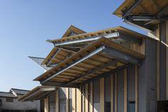 【幼兒園建築】日本神奈川Aitoku幼兒員<wbr>/<wbr>Kengo<wbr>Kuma<wbr>&<wbr>Associates