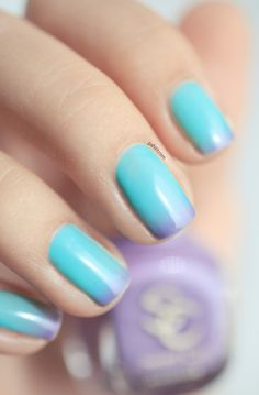 Sweet City Vernis thermo changeant