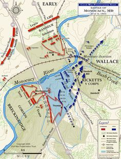 The Battle of Monocacy