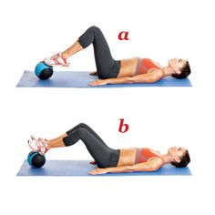 8 Pilates Exercises for a Tighter Tummy | Page 2 | Active.com