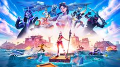Epic Games spent weeks delaying the release of the latest season of Fortnite. Now that it's finally here, it has an oceanic theme and a new 'Doomsday' event. Chapter 2 Season 3 drops players on a partially flooded island, encouraging them to play in new ways. The new season also contains plenty of surprises like […] The post Fortnite Chapter 2 Season 3: Everything You Need to Know appeared first on Tech Geeked. #fortnite