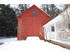 Beautifully Restored Antique Cape with Barn - Buxton, Maine