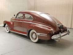 1941 Buick Special Drivers Side Rear View