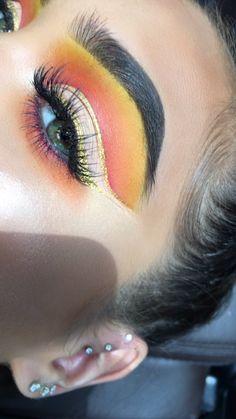 @bg_rrs ✨ full slayage // suunset shades // advanced eyes make up level