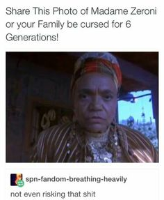 Well I guess my family wouldn't won't that curse, even if I do, curse you family!!!
