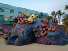 Disney's Art of Animation Resort Would like to stay here this year instead of Pop Century : )