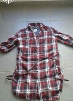 À vendre sur #vintedfrance ! http://www.vinted.fr/mode-femmes/blouses-and-chemises/25036266-chemise-robe-hm