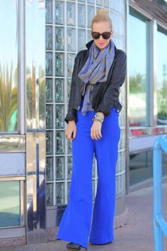 black, blue and proportions