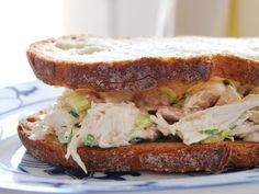 Bobwhite Lunch & Supper Counter's Traditional Chicken Salad from Daily Candy