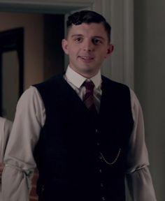 Andy the new footman Season 5
