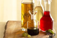 All About Vinegars - Different Types and Uses