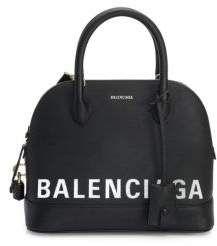 $2,150 Balenciaga Ville Top Handle Logo Bag. On-trend top handle bag! #bags #handbags #shoulderbag #balenciaga #affiliate #shopstyle #womensfashion #style
