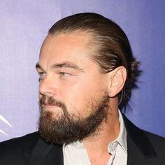 Hollywoodian Medium Beard Styles, Long Beard Styles, Beard Styles For Men, Hair And Beard Styles, Long Hair Styles, Leonardo Dicaprio, Trending Beard Styles, Different Types Of Beards, New Beard Style