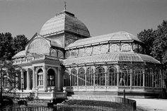 Palacio de Cristal: Edificios históricos de Madrid