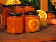 Répa-narancs-citrom-fahéj lekvár ❤ Cooking Recipes, Healthy Recipes, Food 52, Creative Cakes, Preserves, Pesto, Food And Drink, Yummy Food, Jar