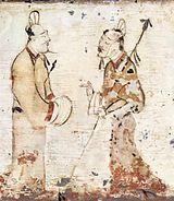 Pintura da China – Wikipédia, a enciclopédia livre