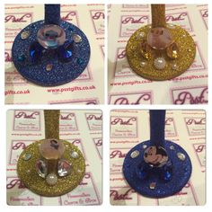 Disney Fairytale Inspired Glitter Wine Glass by PsstGifts on Etsy