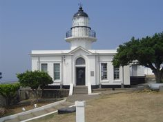 Kaohsiung Lighthouse in Kaohsiung, Taiwan