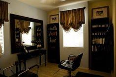 home salon figure